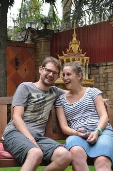 Jochen und Kristin