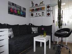 Praxisraum Psychotherapie HPG in Karlsruhe