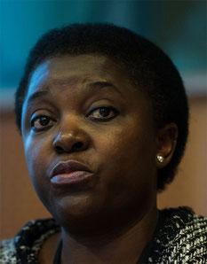 Cecile Kyenge EU Parlamentarierin