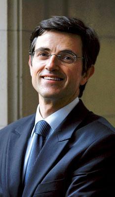 François de Mazières, actuel Maire de Versailles et Président de la communauté d'agglomération Versailles Grand Parc depuis 2008.