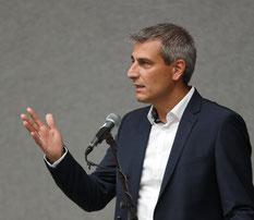 Michael Stupp, Bürgermeisterkandidat der CDU Bedburg.