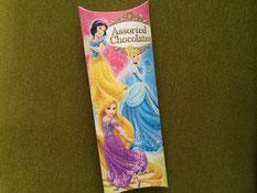 いただいたディズニーのお土産チョコ、美味しい♡
