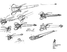 sketches for a 7-string magma