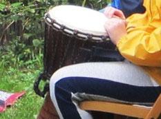 Eltern - Kind - Trommeln
