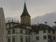 St. Peter in Zürich