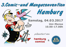 Comic -und Manga-Converntion Hamburg
