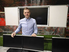 URANO-Trainer und Medienpädagoge Stefan Arenhardt