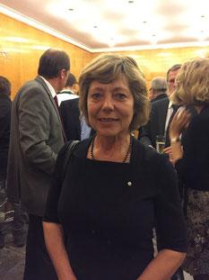 Daniela Schadt, Lebensgefährtin des deutschen Bundespräsidenten, Joachim Gauck