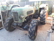 Fendt Favorit 3A, 52 PS, Bj. 1965