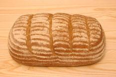 有機ライ麦パン ハーフサイズ 220円