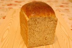 有機全粒粉の食パン 420円
