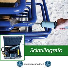 Scintillografo - Presentazione e utilizzo