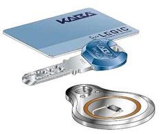 Das IdentifikationsmediumLegic ist ein Verfahren für berührungslose Identifikation und Übertragung von Informationen zwischen Datenträger und Schreib-/Leseeinheit.