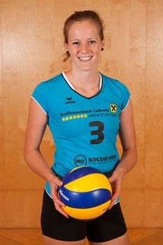 Top-Scorerin Eva Sauer