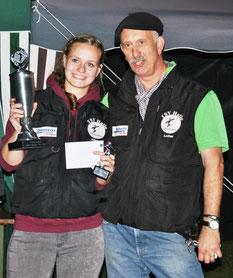 Sieger 2014: Alissa & Lothar Brennecke