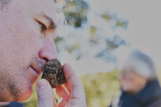 Perigord Black Truffle Hunting