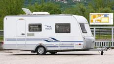 Knaus-Wilk S3 450 FS