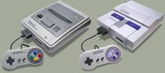 Super NES - Super Nintendo - Super Famicom