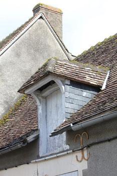 Lucarnes types photo patrimoine vals de gartempe et creuse for Type de lucarne de toit