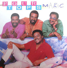 The Four Tops - 1985 / Magic