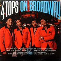 The Four Tops - 1967 / On Broadway