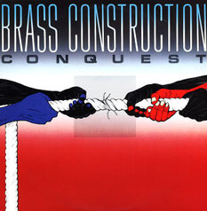 Brass Construction - 1985 / Conquest