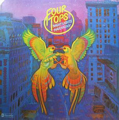 The Four Tops - 1975 / Night Lights Harmony