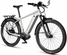 MTB Cycletech Yak e-Bike 2019