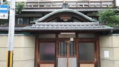 銅板葺の局面が美しい『歴史的意匠建造物』
