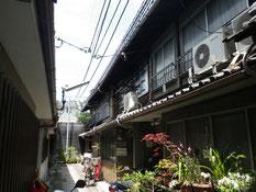 京都の奥ゆかしさ
