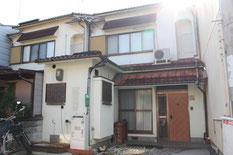 『下鴨 蓼倉町』間口の広い中古住宅
