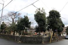 『下鴨蓼倉町』キレイに整備された広々児童公園