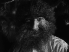 Bela Lugosi sous son maquillage