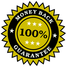 Bild: 100% Money Back Garantie