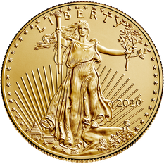 American Gold Eagle 2020