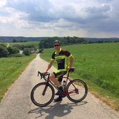 Georg Krampe- Training im bergischen Land für Rund um Köln +++