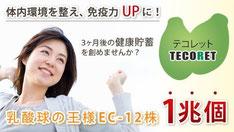 テコレット/TECORET