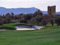 Club de Golf Alicante Golf 42 km van Villa Casa del lago