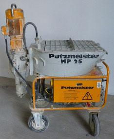 Putzmaschine MP25