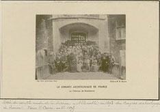 Congrès archéologique 1893