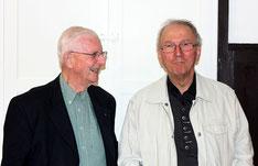 Monsieur Philippe Duclercq et Monsieur Claude Brémard