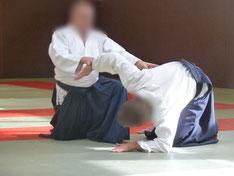 ---> Uke vs tori : et l'attaquant devient l'attaqué