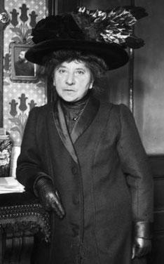 Hubertine Auclert (1848-1914). BNF/Wikimedia [Public Domain]
