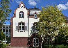 Die ehemalige Bergschule in Dillenburg