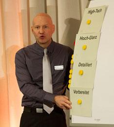 Präsentationstrainer