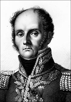 adjudant commandant Beauvais de Préau, sous-chef de l'état-major