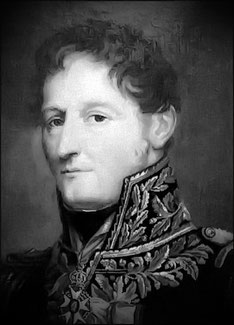 Général Baillod, chef de l'état-major du 5ème corps de la Grande Armée