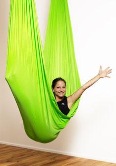 Aerial Yoga Lehrerausbildung München Augsburg