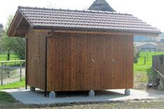 Bienenhaus Typ 4/3
