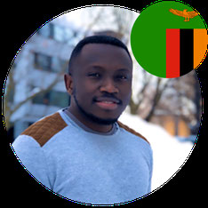 Study in Japan for Africa- Mr Walubita Mufalo- Zambia